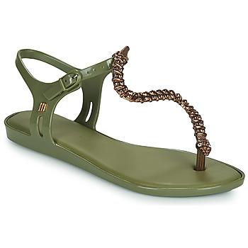 Boty Ženy Sandály Melissa SOLAR - BO.BO AD Zelená