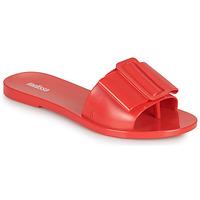 Boty Ženy Dřeváky Melissa BABE AD Červená