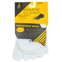 Doplňky  Sportovní ponožky  Vibram Fivefingers ATHLETIC NO SHOW Bílá