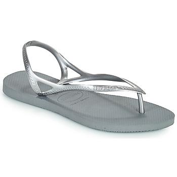Boty Ženy Sandály Havaianas SUNNY II Stříbrná