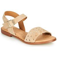 Boty Ženy Sandály MTNG 51062 Béžová