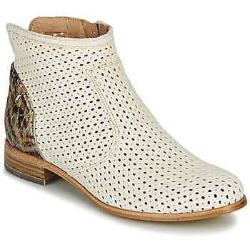 Boty Ženy Kotníkové boty Muratti REBAIS Bílá