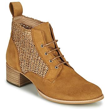 Boty Ženy Kotníkové boty Muratti REAUX Hnědá