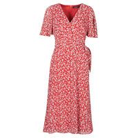 Textil Ženy Společenské šaty Lauren Ralph Lauren ABEL Červená