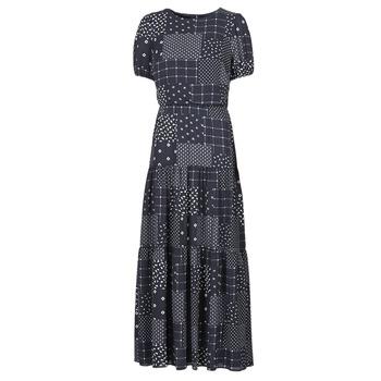 Textil Ženy Společenské šaty Lauren Ralph Lauren MYRIAM Tmavě modrá