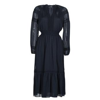 Textil Ženy Společenské šaty Lauren Ralph Lauren JAIRA Modrá