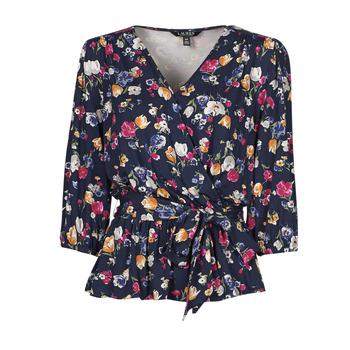 Textil Ženy Trička s krátkým rukávem Lauren Ralph Lauren SHIANETA