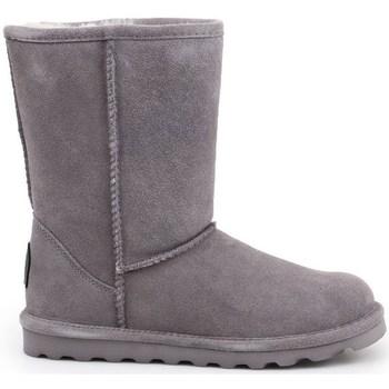 Boty Ženy Zimní boty Bearpaw Elle Short Šedé
