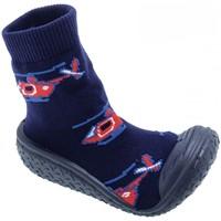 Boty Chlapecké Papuče Chicco 24805-18 Modrá