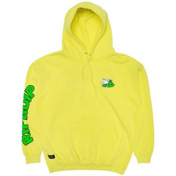 Textil Muži Mikiny Ripndip Teenage mutant hoodie Zelená