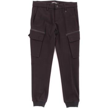 Textil Chlapecké Cargo trousers  Antony Morato MKTR00162-800130 Černá