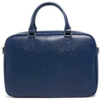 Taška Tašky na dokumenty Maison Heritage XAVI bleu