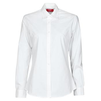 Textil Ženy Košile / Halenky BOTD OWOMAN Bílá