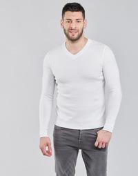 Textil Muži Svetry BOTD OOMAN Bílá