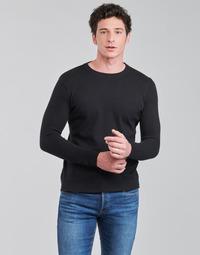 Textil Muži Svetry BOTD OLDMAN Černá