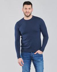 Textil Muži Svetry BOTD OLDMAN Tmavě modrá
