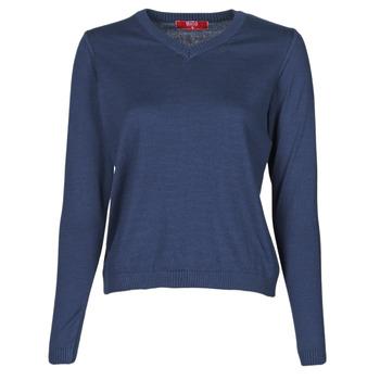 Textil Ženy Svetry BOTD OWOXOL Tmavě modrá