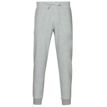 Textil Muži Teplákové kalhoty Polo Ralph Lauren PANTALON DE JOGGING EN DOUBLE KNIT TECH LOGO PONY PLAYER Šedá
