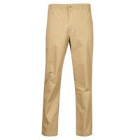 Textil Muži Kapsáčové kalhoty Polo Ralph Lauren PANTALON CHINO PREPSTER AJUSTABLE ELASTIQUE AVEC CORDON INTERIEU Béžová