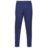 Textil Muži Kapsáčové kalhoty Polo Ralph Lauren PANTALON CHINO PREPSTER AJUSTABLE ELASTIQUE AVEC CORDON INTERIEU Tmavě modrá