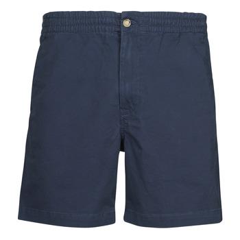 Textil Muži Kraťasy / Bermudy Polo Ralph Lauren SHORT PREPSTER AJUSTABLE ELASTIQUE AVEC CORDON INTERIEUR LOGO PO Tmavě modrá
