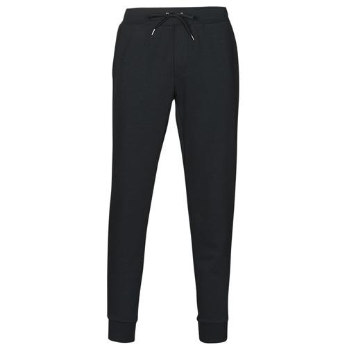 Textil Muži Teplákové kalhoty Polo Ralph Lauren PANTALON DE JOGGING EN DOUBLE KNIT TECH LOGO PONY PLAYER Černá