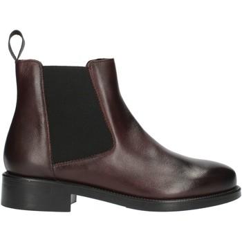 Boty Ženy Kotníkové boty Frau 98L3 Červená