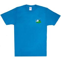 Textil Muži Trička s krátkým rukávem Ripndip Teenage mutant tee Modrá