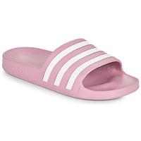 Boty Ženy pantofle adidas Performance ADILETTE AQUA Růžová