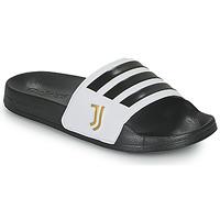 Boty pantofle adidas Performance ADILETTE SHOWER Bílá / Černá