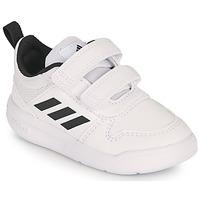 Boty Děti Nízké tenisky adidas Performance TENSAUR I Bílá