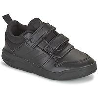 Boty Děti Nízké tenisky adidas Performance TENSAUR C Černá