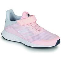 Boty Dívčí Nízké tenisky adidas Performance DURAMO SL C Růžová