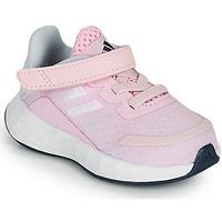 Boty Dívčí Nízké tenisky adidas Performance DURAMO SL I Růžová