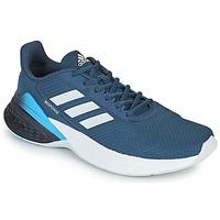 Boty Muži Běžecké / Krosové boty adidas Performance RESPONSE SR Modrá