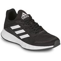 Boty Děti Nízké tenisky adidas Performance DURAMO SL K Černá / Bílá