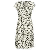 Textil Ženy Krátké šaty See U Soon 21122122 Béžová / Khaki