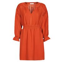 Textil Ženy Krátké šaty See U Soon 21122109 Červená