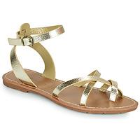 Boty Ženy Sandály Chattawak PERLA Zlatá