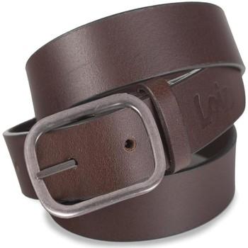 Textilní doplňky Muži Pásky Lois Classic Leather Brown