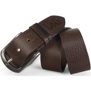Textilní doplňky Muži Pásky Lois Elegant Leather Brown