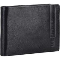 Taška Muži Náprsní tašky Lois EAGLE Horizontální kožená pánská peněženka Černé