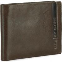 Taška Muži Náprsní tašky Lois EAGLE Horizontální kožená pánská peněženka Brown