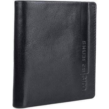 Taška Muži Náprsní tašky Lois EAGLE Vertikální kožená pánská peněženka 202606 Černé