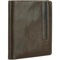 Taška Muži Náprsní tašky Lois EAGLE Vertikální kožená pánská peněženka 202606 Brown