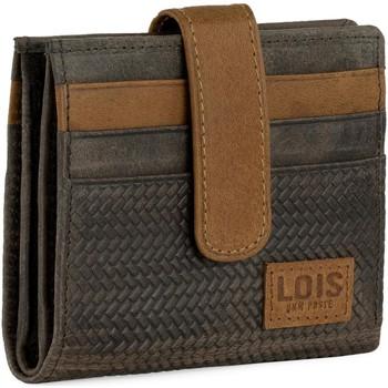 Taška Muži Tašky na dokumenty Lois DAVIDSON Pánská kožená peněženka Brown