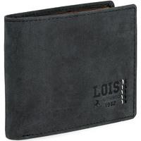 Taška Muži Náprsní tašky Lois Pánská kožená peněženka HEWITT Černé