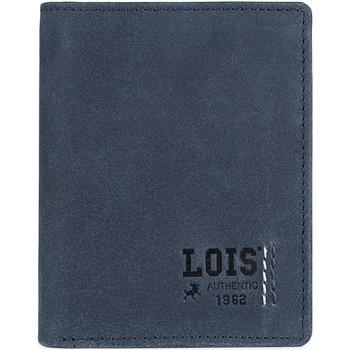 Taška Muži Náprsní tašky Lois Pánská kožená peněženka HEWITT Námořnictvo