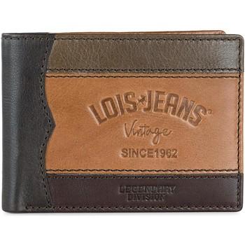 Taška Muži Náprsní tašky Lois Pánská peněženka s vodorovnou pletí Tmavé browm