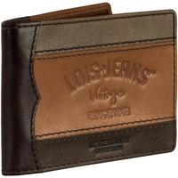 Taška Muži Náprsní tašky Lois Pánská kožená peněženka Tmavé browm